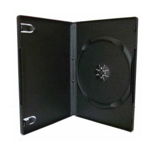- Dvd Kutu 14mm Tekli Siyah
