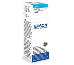 - Epson T6732 Cyan Mürekkep 70ml. (1)