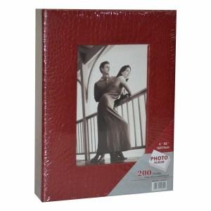- Fotoğraf Albümü Deri 10x15 200 poz 46200