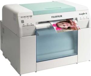 - Fujifilm Frontier-S DX100 İnkjet Yazıcı