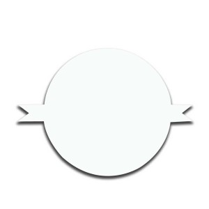 - (Hdf) Mdf Yaka İsimlik Kurdela 4x5,5cm (1)