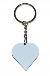 - Kalp (Hdf) Mdf Anahtarlık (1)