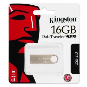 - Kingston Usb 16GB Metal Bellek