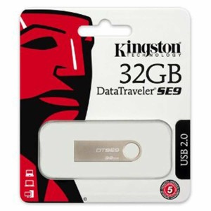 - Kingston Usb 32GB Metal Bellek