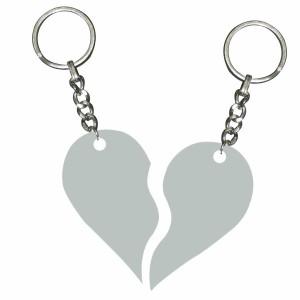 - Kırık Kalp Frp Anahtarlık (1)