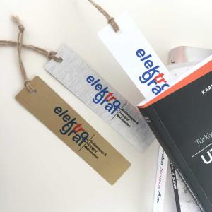 - Kitap Ayracı Beyaz Metal (1)