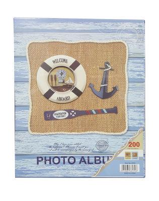 Kutulu Fotoğraf Albümü 10x15 200'lü 6193