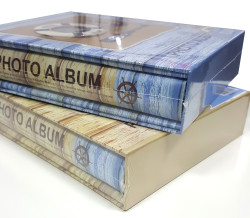 Kutulu Fotoğraf Albümü 10x15 200'lü 6193 - Thumbnail