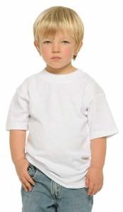 - Micro Polyester T-shirt (Çocuk) 6 Yaş