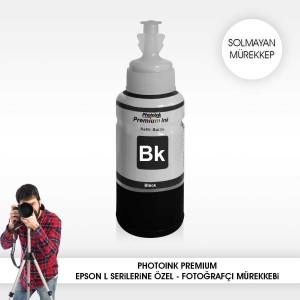 - Photo İnk Epson Uyumlu Solmayan Mürekkep(Black)