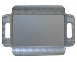 - Plastik Tepsi Gümüş (1)