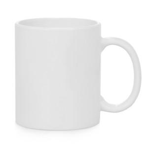 - Porselen Beyaz Kupa Bardak