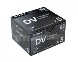 - Sony Dvm Kamera Kaseti 63dk. (1)