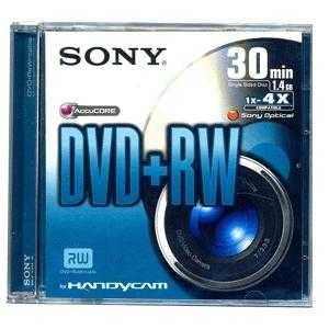 - Sony Mini DVD-RW