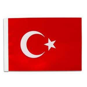 - Sublimasyon Türk Bayrak