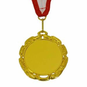 - Madalyon 7cm Altın