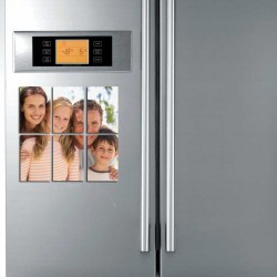 - Metal Magnet 15x20cm (1)