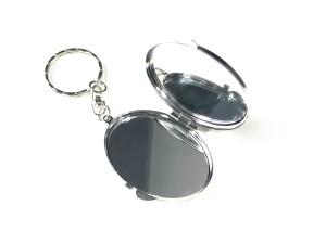 - Cep Aynası Metal Anahtarlık Oval (1)