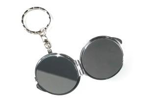- Cep Aynası Metal Anahtarlık Yuvarlak (1)