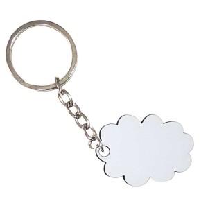 - Çift Taraflı Bulut (Hdf) Mdf Anahtarlık MDA-15 (1)
