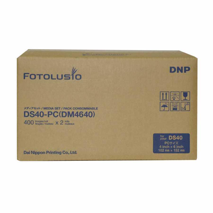 Dnp Ds-40 4x6 Termal Kağıt (10x15)