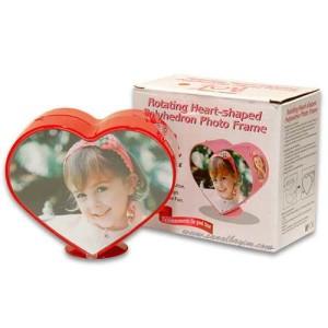 Dönen Büyük Kalp Çerçeve HF-77 - Thumbnail