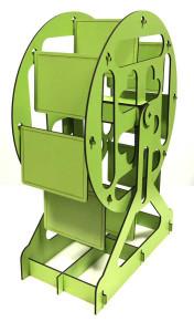 - Dönme Dolap Fotoğraf Çerçevesi Yeşil
