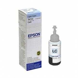 - Epson T6735 Light Cyan Mürekkep 70ml.
