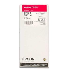 - Epson T7823 D700 Mürekkep Kırmızı