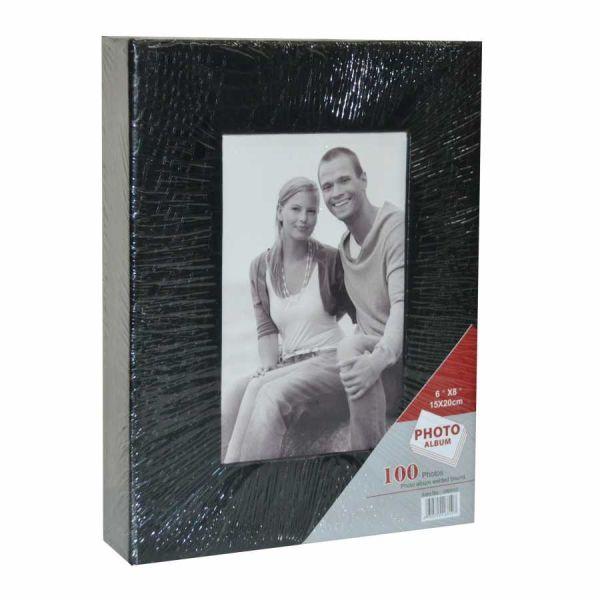 - Fotoğraf Albümü Deri 15x20 100 poz 68100