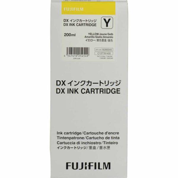- Fuji Frontier-s DX-100 Kartuş Yellow 200ML.
