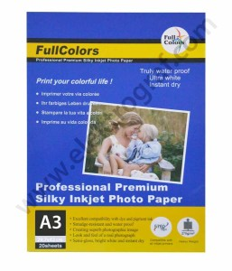 - Fullcolor Parlak A3 İnkjet Kağıt 270 gr.