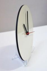 - (Hdf) Mdf Duvar Saati Yuvarlak 29cm DS-04 (1)