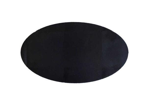 - (Hdf) Mdf Yaka İsimlik Oval 4x7cm (1)
