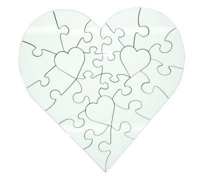 - Kalpli (Hdf) Mdf Puzzle 23 Parça (1)