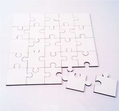 - Kare (Hdf) Mdf Puzzle 25 Parça (1)