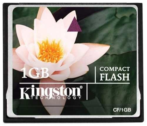 - Kingston Cf 1GB Hafıza Kartı