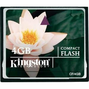 - Kingston Cf 4GB Hafıza Kartı
