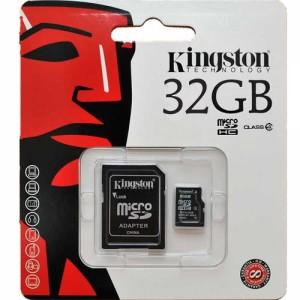 - Kingston Micro Sd 32GB Hafıza Kartı