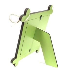 - Mdf Çubuk Fotoğraf Çerçevesi Yeşil (1)
