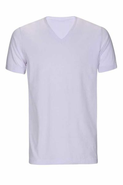 - Micro Polyester V Yaka T-shirt (ERKEK) XL