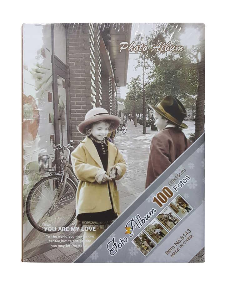 Ofset Fotoğraf Albümü 10x15 100'lü 8143
