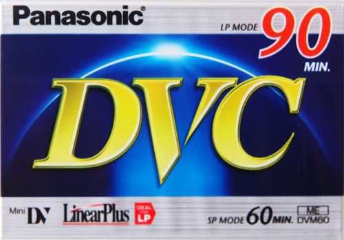 - Panasonic Dvm Kamera Kaseti