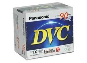 - Panasonic Dvm Kamera Kaseti (1)