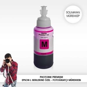 - Photo İnk Epson Uyumlu Solmayan Mürekkep(Magenta)