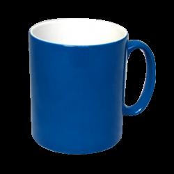 - Porselen Mat Sihirli Mavi Kupa Bardak (1)