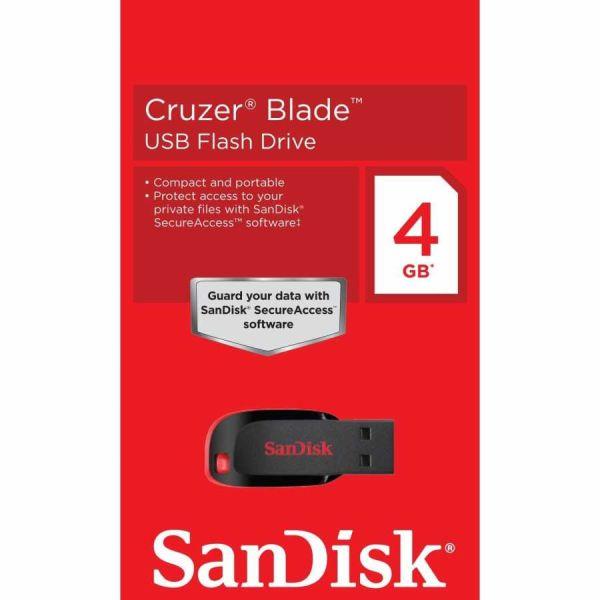 - Sandisk Usb 4GB Bellek