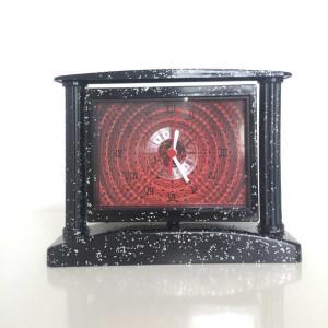 - Simli Dönen Led Işıklı Saat Roma Çerçeve (1)