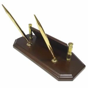- Çift Kalemli Ahşap Masa İsimliği EG-120 (1)