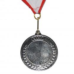 - Madalyon 5cm Gümüş